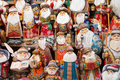 Weihnachtsfiguren in Montenegro