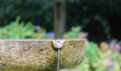Brunnen der Ruhe