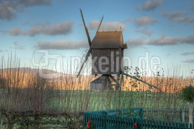 Bockwindmühle im Freilichtmuseum Detmold