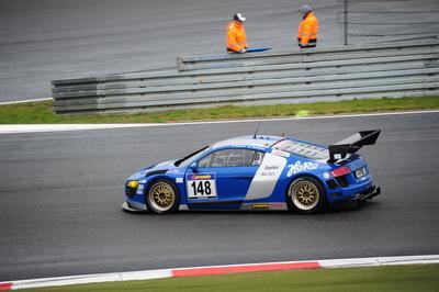 Audi R8 VLN Nürburgring