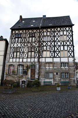 Fassaden der Eifel