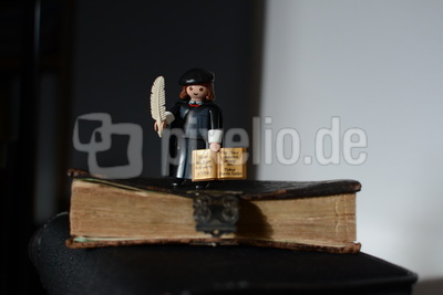 Playmobil-Figur Martin Luther