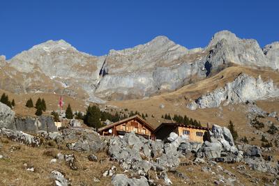 Rigidalstafel oberhalb Engelberg