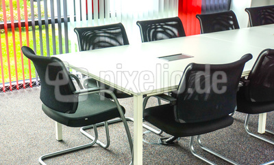 Meeting Konferenztisch