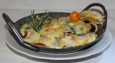 Raclettepfanne