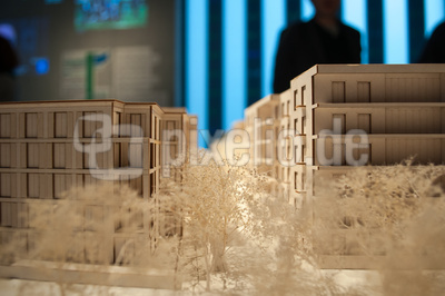 Planung einer Siedlung