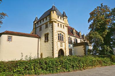 Schloß Jagsthausen ( Götzenburg )
