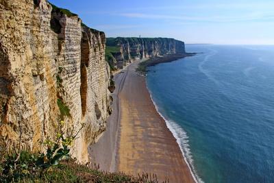 Steilküste bei Étretat