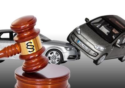 Verkehrsrecht Richterhammer UNFALL