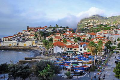 Camara de Lobos auf Madeira