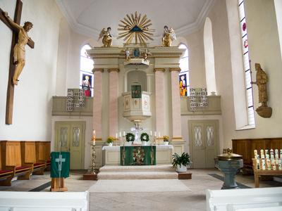 Heilige Räume