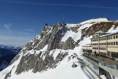 Winteridylle auf dem Luzerner Hausberg