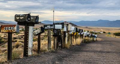 Arizona Briefkästen