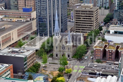 Holy Rosary Cathedral Vancouver
