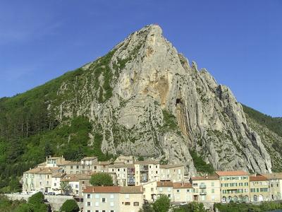 Über den Dächern von Sisteron