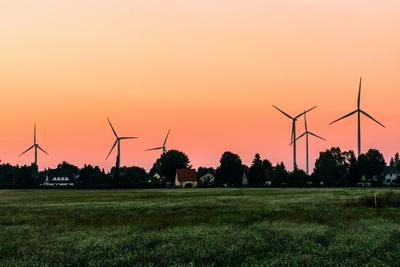 Energiewende verändert die Landschaft