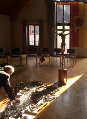 Kreuz-Meditation