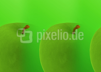 Apfel-Grün