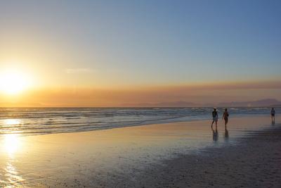 Am Strand von Strand (Westkap)