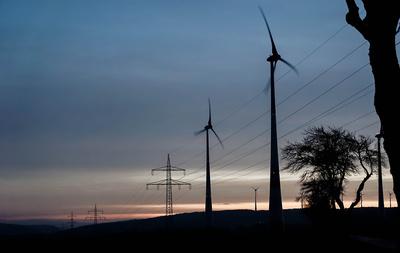 Stromtrassen für Grüne Energien