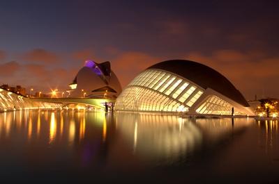 Architektur von Valencia