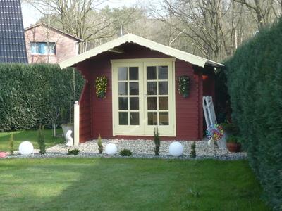 Schönes Gartenhaus kostenloses foto schönes gartenhaus pixelio de