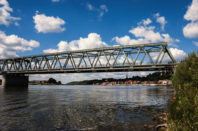 Über die Elbe