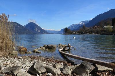 Blick zurück Richtung Interlaken