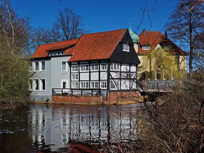 wassermühle vechta ns