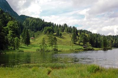 Ferchensee bei Mittenwald (2)