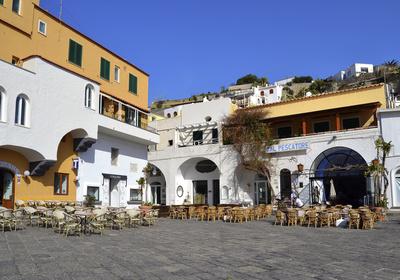Inpressionen aus Ischia - Sant' Angeo