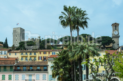 Besuch in Cannes