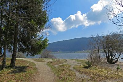 Rundwanderung um den Lac de Joux