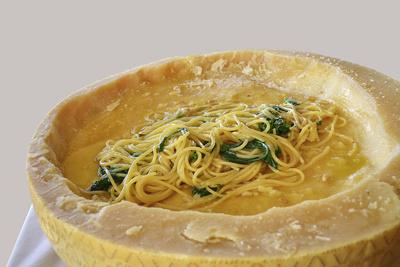Spaghetti aglio e olio 01