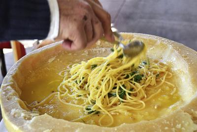 Spaghetti aglio e olio 02