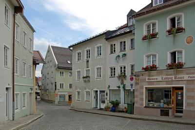 Bad Tölz - Die Altstadt abseits der Touristenpfade (2)