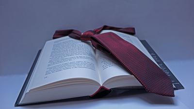 Buchbinder, anders dargestellt