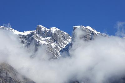 Haut de Cry (2969 m) im Wallis