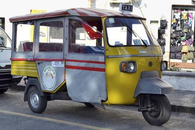 Taxi auf Ischia