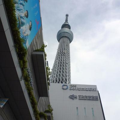 Toyko Sky Tree