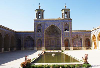 Rosen-Moschee in Schiras
