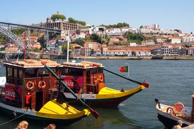 In Porto am Douro