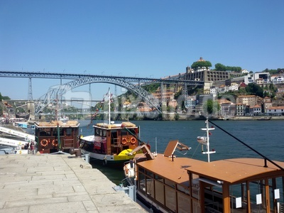 Am Douro / Porto