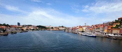 Vila Nova de Gaia, Douro und Porto