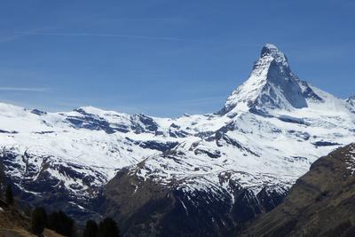 Testa Grigia und Matterhorn