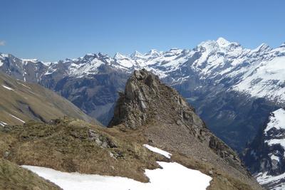 Unterwegs zum Bunderspitz (2546 m)