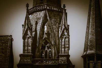 Details Elisabethkirche Marburg