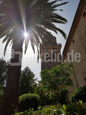 Kirche in Inca/Mallorca