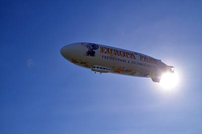 Zeppelinflug