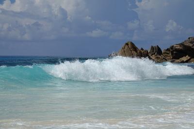 Traumstrand der Seychellen II